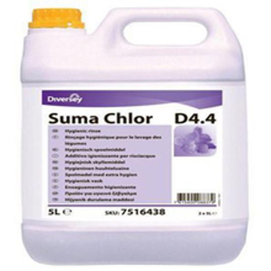 Picture of ბოსტნეილის სარეცხი ჰიგიენური საშუალება Suma Chlor D4.4 5ლ