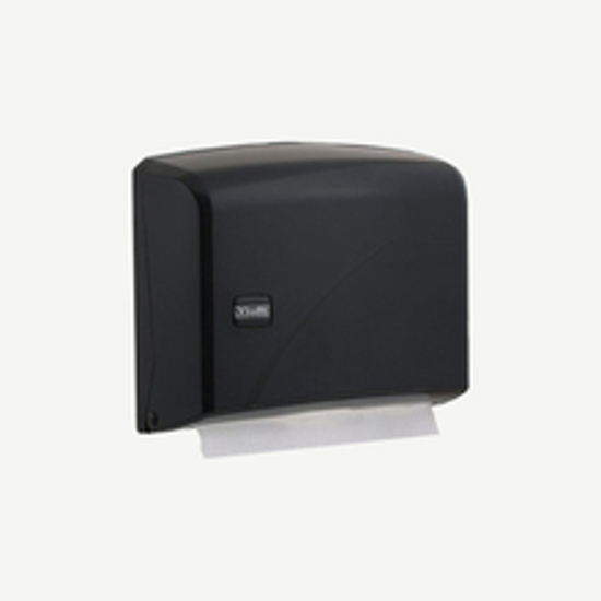 Picture of Z Folded Paper Towel Dispenser Black დაკეცილი ხელსახოცის დისპენსერი შავი